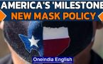 Americans can take their masks off only if they are...