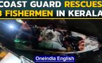 Cyclone Tauktae: 3 fishermen rescued by ICG in Kannur, Kerala