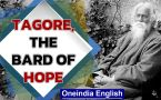 Rabindranath Tagore birthday | Inspiring words from Gitanjali