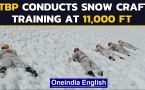 ITBP conducts snow craft training in extreme cold conditions, watch the video