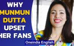 Munmun Dutta uses casteist slur, apologises after backlash