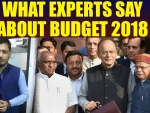 Union Budget 2018: What experts expect from the Jaitley's budget