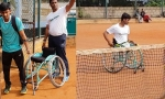 Wheelchair tennis player Madhusudhan H narrates how he overcame all odds after freak train accident