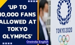 Tokyo Olympics: Organisers says, 'Up to 10,000 fans will be allowed at Tokyo Olympic'..