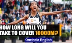 Sifan Hassan breaks women's 10,000m world record; marks record before Tokyo Olympics