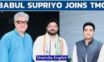 Babul Supriyo joins TMC, was listed as BJP star campaigner for Bhabanipur bypoll