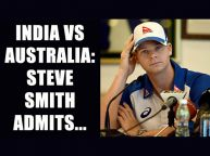 India vs Australia: Steve Smith says Virat Kohli side not easy to beat, watch video