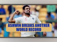 India vs Australia : Ravichandran Ashwin claims 79 wickets, breaks world records