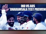 India vs Australia Dharmshala test Preview : Can host win without skipper Kohli