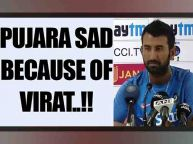 India vs Australia: Pujara says, we support Virat Kohli, cannot hear against him