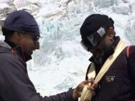 Vishay Dubey, first Army officer to climb Everest without oxygen