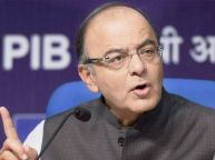 Arun Jaitley annoyed by man asking hindi translation of 'Bullet Train', Watch video