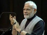 PM Modi claps for Swedish PM, Watch Video