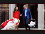 Prince William, Catherine welcomes new Baby BOY