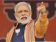 Modi targets opposition parties and says, they have fear of development discussion