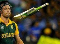AB de Villiers announced retirement from international cricket