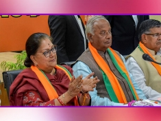 Rajasthan Election Results: CM Raje confident of BJP's victory