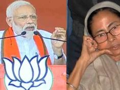 PM Modi attacks Mamata Banerjee over TMC's hooliganism in West Bengal