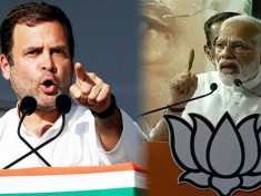 Rahul's candidature in Wayanad sign of appeasement politics: PM Modi