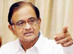 P.Chidambaram criticizes Government Policies, Calls Unemployment biggest issue