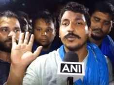 Bhim Army Chief Chandrashekhar released from Jail, Slams BJP