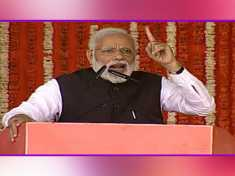 PM Modi attacks Congress during rally in Noida
