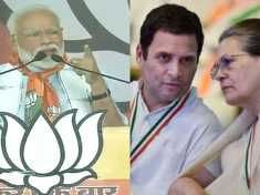 PM Modi attacks Rahul Gandhi over false promise to farmers
