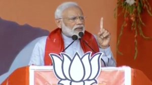 PM Narendra Modi challenges Naveen Patnaik in Odisha