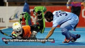 India enters to QF after beat South Africa in Junior Hockey World Cup-2016