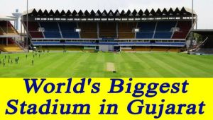 GCA owned Sardar Patel stadium to be reconstructed as largest stadium in world