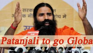 Patanjali: Baba Ramdev to expand his business globally