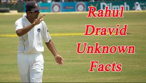 Rahul Dravid Turns 44: 10 unknown interesting facts of The Wall