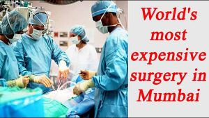 World's most expensive surgery in Mumbai, Sushma Swaraj helped