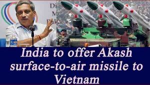 India wants to offer Akash surfacetoair missile systems to Vietnam; here's why