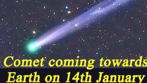 NASA detected Comet coming towards Earth; Find out more