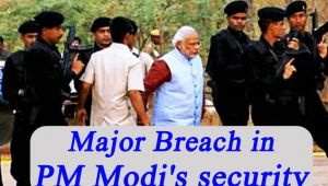 PM Modi's security breach foiled in Patna, FAKE IPS officer arrested