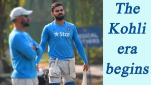 Virat Kohli to lead Team India in all formats, Dhoni era ends