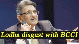BCCI vs Lodha Committee : Justice Lodha reacts