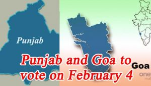Punjab And Goa Assembly polls 2017 on February 4