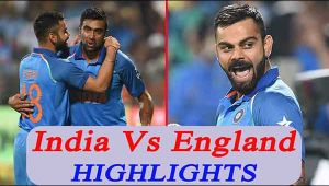 India beat England, here are highlights of Pune ODI