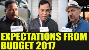 Union Budget 2017: Here's what common man expected; Watch Public Opinion