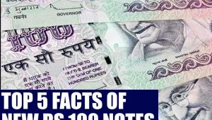 New Rs 100 notes to be issued soon, Here's top 5 facts