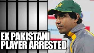 Nasir Jamshed arrested, releases on bail in Britain