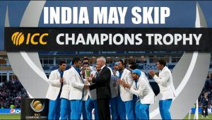 India may pull back from ICC Champions Trophy 2017