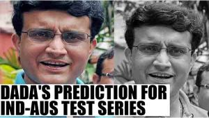 Sourav Ganguly predicts Australia's 40 whitewash in upcoming Test Series