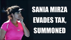 Sania Mirza evades tax, summoned by service tax department