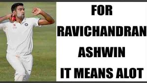 R Ashwin reacts on Bradman of bowling comment