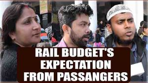 Budget 2017 : Want Indian passengers want from Rail budget