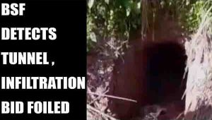 BSF detects tunnel in Jammu region, infiltration bid foiled : Watch video