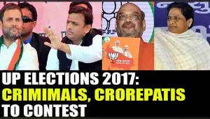 UP Election 2017: Criminals, crorepatis to contest in 2nd phase of polls
